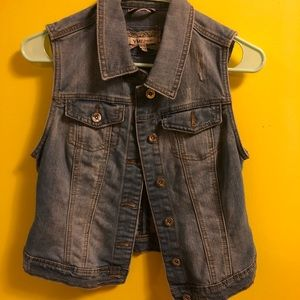 YMI Jeans Jean vest